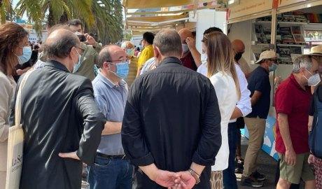 Iceta i Riva a la Setmana del Llibre en català del 2021