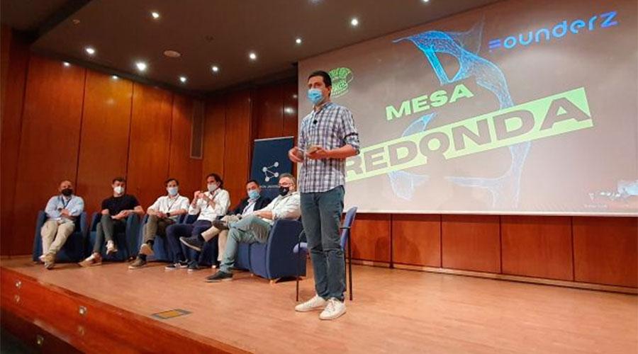 Pau Garcia Milà, CEO i fundador de l'escola d'emprenedoria Founderz