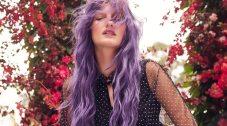 Nova tendència violeta