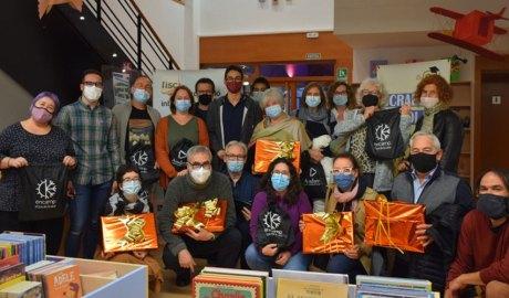 Participants al campionat de Scrabble