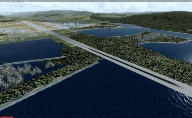 Trondheim Issue Not Related To Ftx Norway Aerosoft Mega