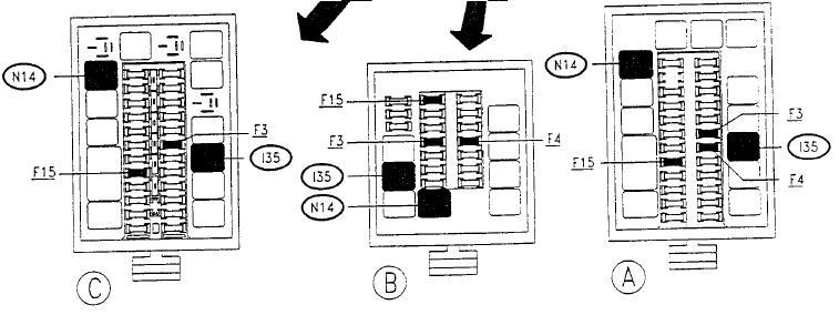 Alfa Romeo 146 Fuse Box. Alfa. Auto Fuse Box Diagram