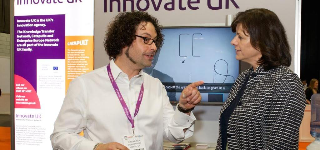 How is our innovation ecosystem for Clean growth in the UK?