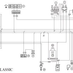 Scooter Cdi Wiring Diagram 7 Pin Plan Moteur Documentation Technique 50cc - Et Mobylette Forum Autocadre