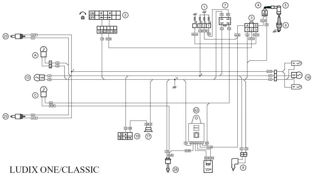 medium resolution of peugeot ludix blaster wiring diagram wiring library rh 80 budoshop4you de peugeot ludix blaster wiring diagram