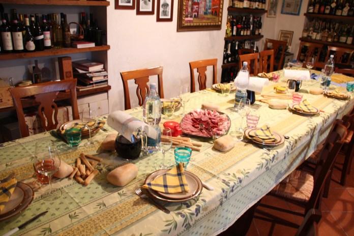 Кулинарные мастер классы в Италии