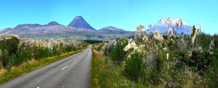 Путешествие по Новой Зеландии на джипе