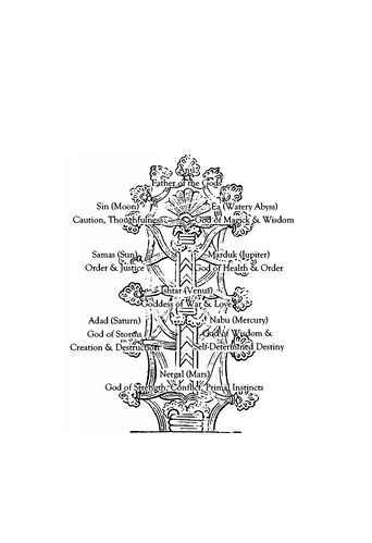 Working with the Annunaki (The Tower of Etemenanki