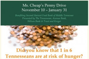 Penny Drive poster