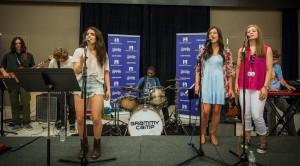 Grammy Camp performance