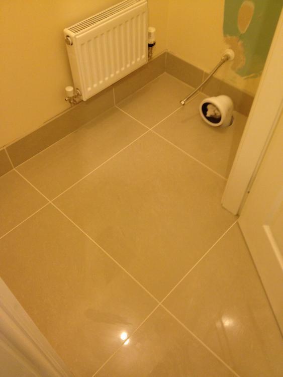 Tiled skirtingupstands  Floor Tiles  Tiling  BuildHub