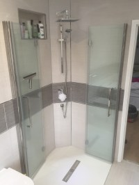 Shower inset shelves - Wall Tiles & Tiling - BuildHub.org.uk