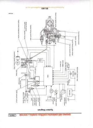 Nissan terrano alternator wiring diagram