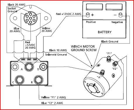 warn m8000 winch wiring diagram porsche 996 difflock :: view topic - motor