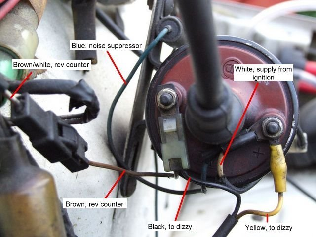 Com View Topic Pertronix Distributor And Coil Wiring Issue