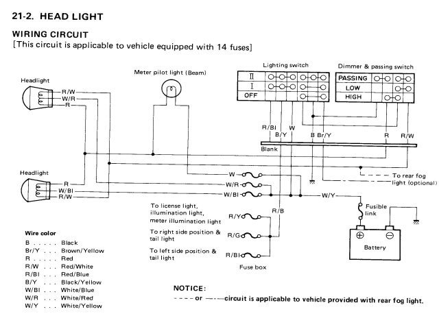 7385_Headlamp_Circuit_3?resize\=640%2C480\&ssl\=1 power sentry ps1400 wiring diagram wiring diagrams power sentry ps1400 wiring diagram at edmiracle.co