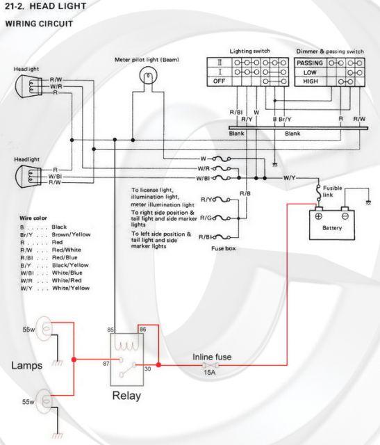 5 Pin Relay Wiring Diagram. 5. Free Wiring Diagrams