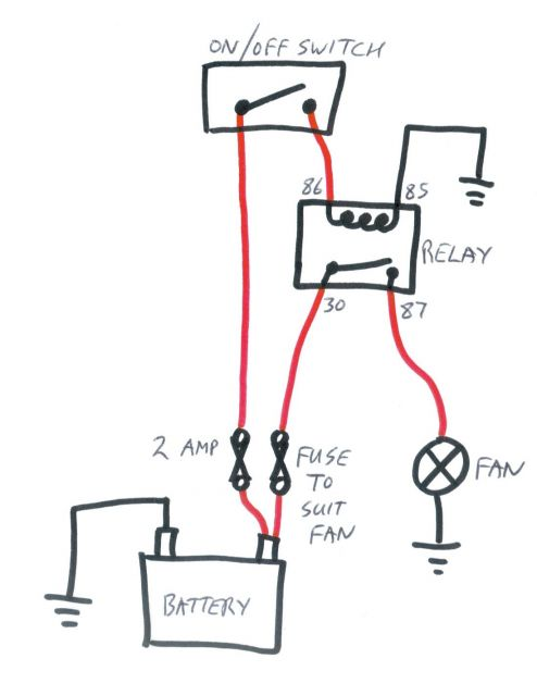 kenlowe fan wiring diagram