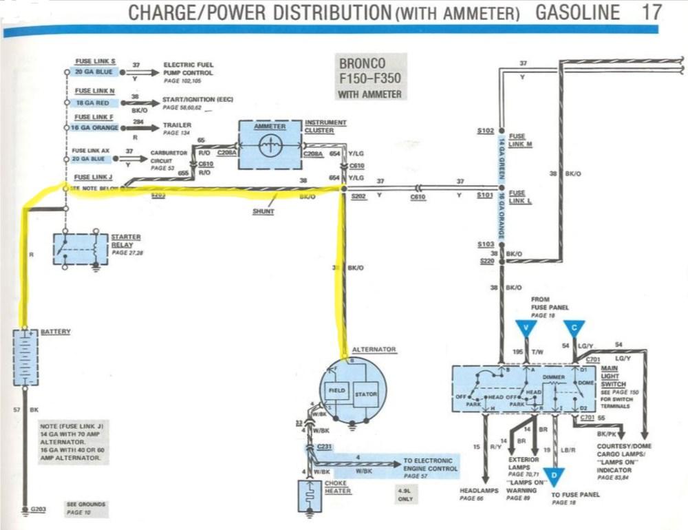 medium resolution of bullnose enthusiasts 3g alternator conversion page upgrade 3g wiring after conversion 3g alternator last edited by ardwrkntrk