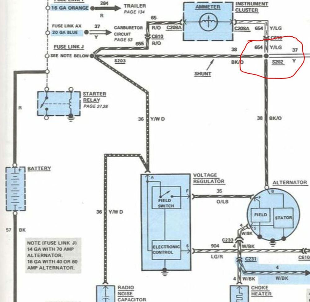 medium resolution of bullnose enthusiasts 1982 bronco alternator wiring mess 3g wiring after conversion 3g alternator last edited by ardwrkntrk