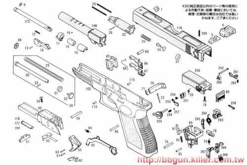 small resolution of kwa g18c diagram wiring diagram sample diagrama glock 18c