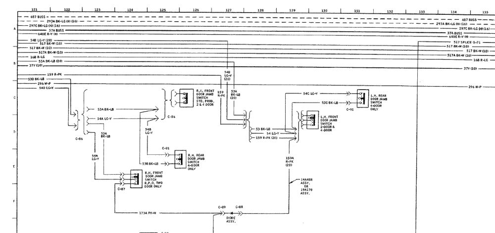 medium resolution of doesn t seem to show it on the wiring diagram even if it was