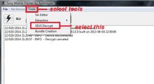 آموزش ساخت فایل وایپ گوشی سونی از روی فایل اصلی مخصوص flashtool  آموزش های نرم افزاری  جی اس