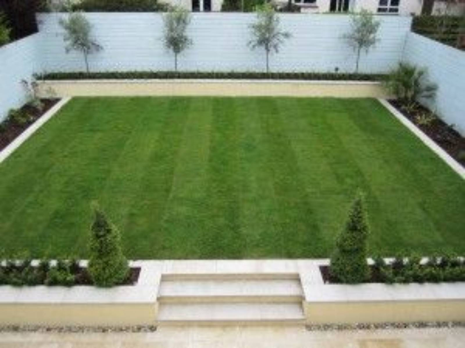 View topic  Landscaping a lawn over a concrete Jungle