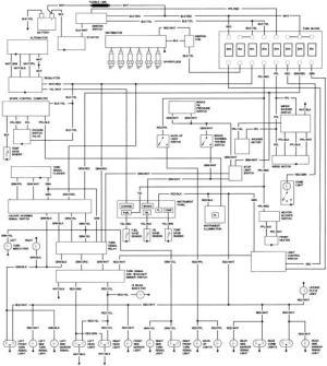 Enhanced pre1972 FJ Wiring Diagram  as requested