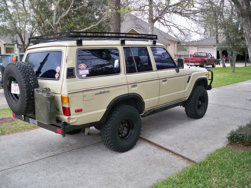 planning on building a roof rack