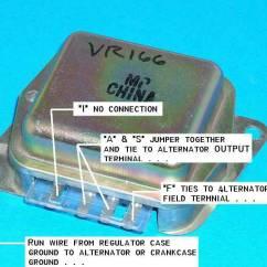 Ford Alternator Wiring Diagram External Regulator 12v Switch Panel Www Toyskids Co 2h Questions Identifying A 24v Vs Toyota Gm Voltage