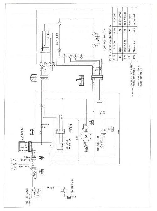 1980 Fj40 Factory Nippondenso A/C Tech Question..Please