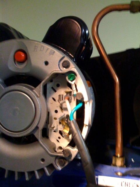 Ac Pressure Switch Wiring Diagram How Do I Wire My New Compressor Ih8mud Forum