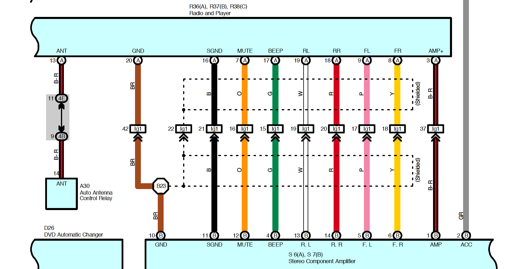 hight resolution of 2010 toyotum fj radio wiring