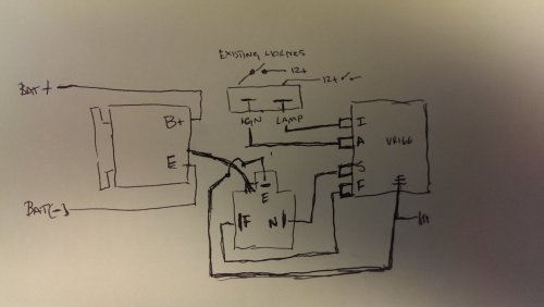 small resolution of yanmar denso alternator wiring diagram
