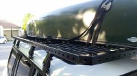Roof Rack--Flat vs Expo (is expo safer?) | IH8MUD Forum