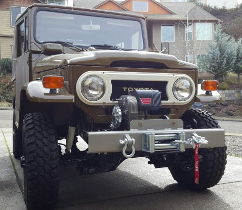 small resolution of warn winch installed