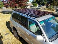 Simple diy roof rack! | IH8MUD Forum