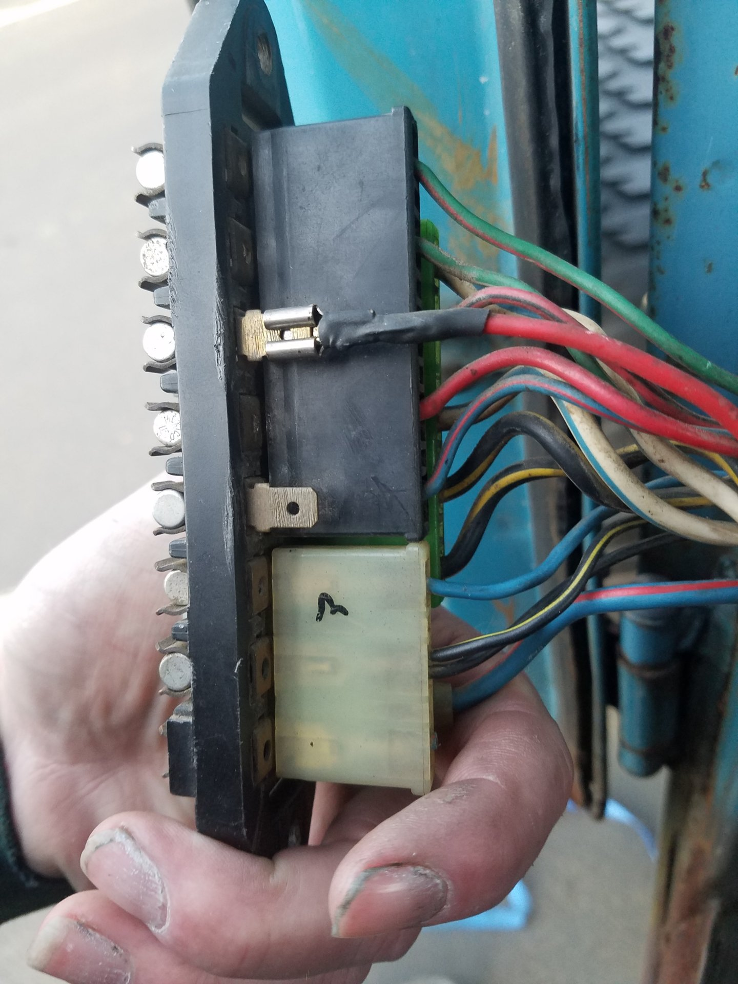 Tail Light Wiring Diagram On Chevy Wiring Diagram Blower Not Working