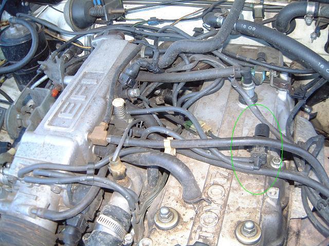 Mazda B2200 Vacuum Diagram
