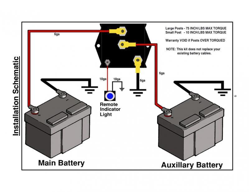 boat battery isolator wiring diagram stereoscopic microscope digital manager | ih8mud forum