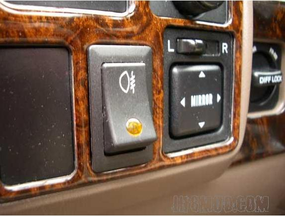 Toyota Fog Light Switch Diagram The Toyota Switch P N 00550 35976