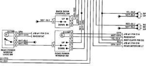 4runner Rear Window Switch Wires | IH8MUD Forum