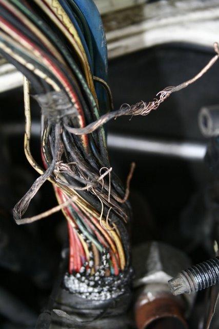 2006 Pt Cruiser Starter Wiring Diagram Melted Engine Wire Harness Ih8mud Forum