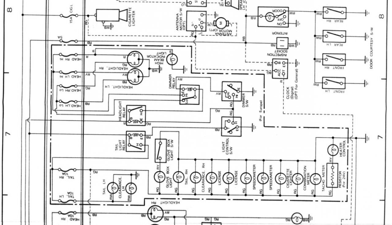 Toyota Landcruiser Hj60 Electrical Wiring Diagrams Pdf