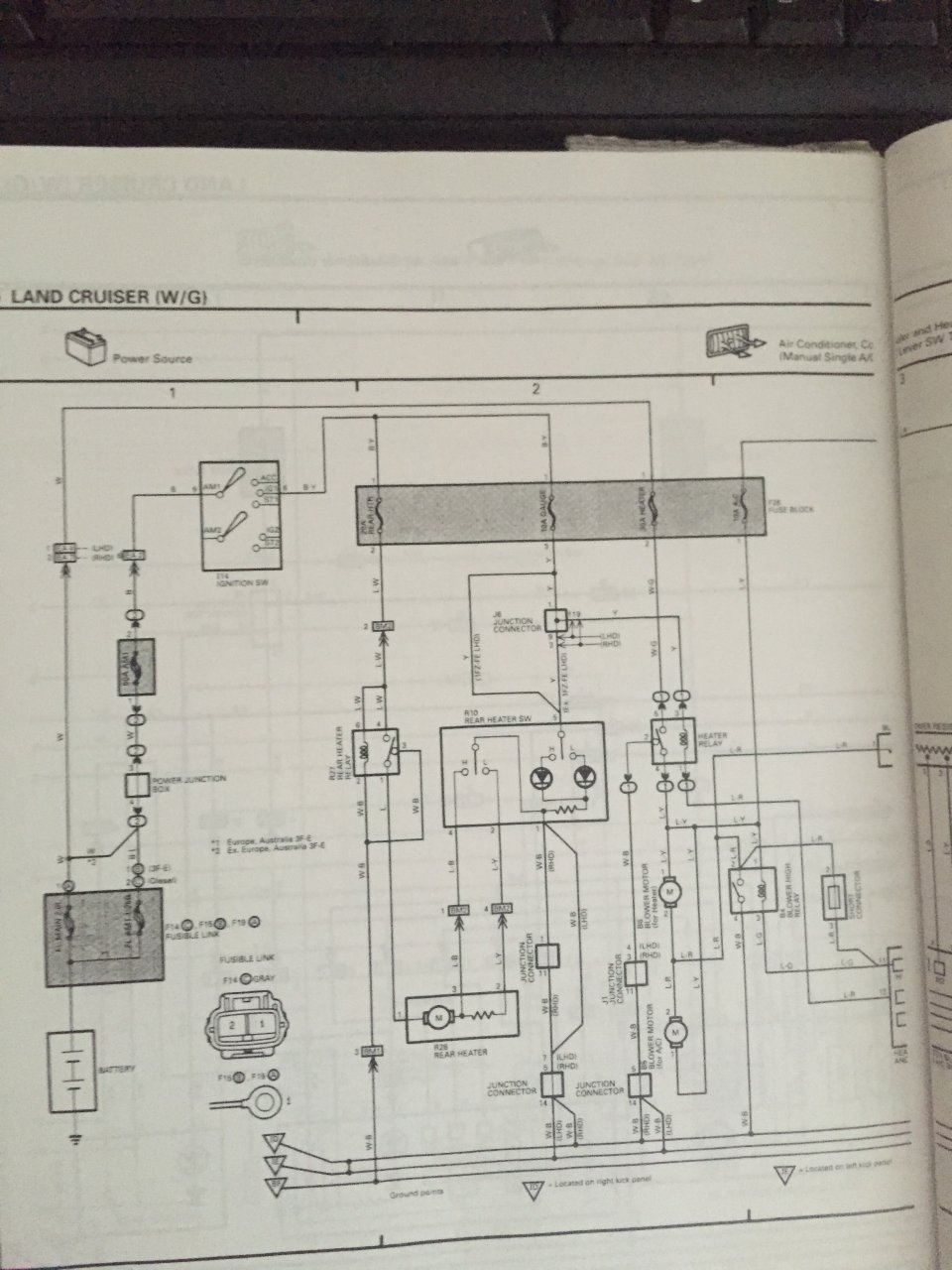 hight resolution of toyota vdj79r air con amplifier ih8mud forum toyota vdj79 wiring diagram
