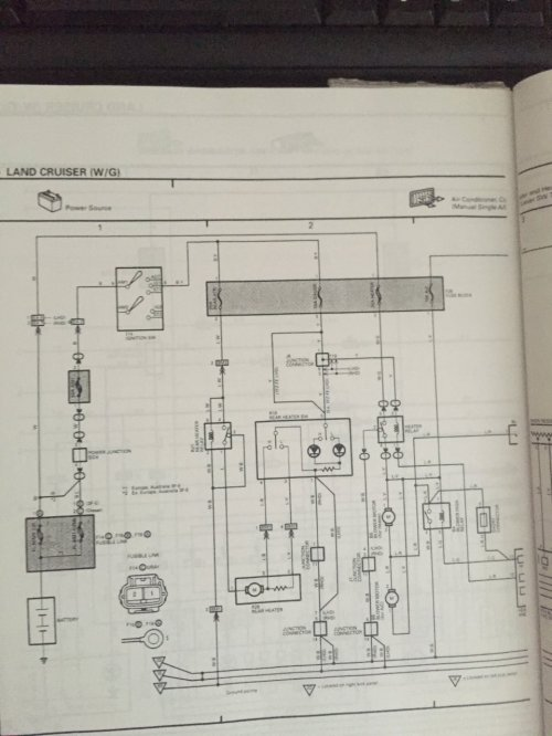 small resolution of toyota vdj79r air con amplifier ih8mud forum toyota vdj79 wiring diagram