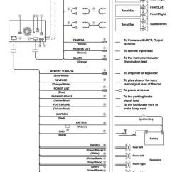 Trailer Wire Diagram 2004 Ford Focus Engine Alpine Stereo Ine-w940 Wiring ? | Ih8mud Forum