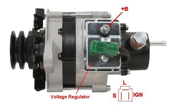 3 pin alternator wiring diagram simple function voltage regulator (int.) / how it works | ih8mud forum