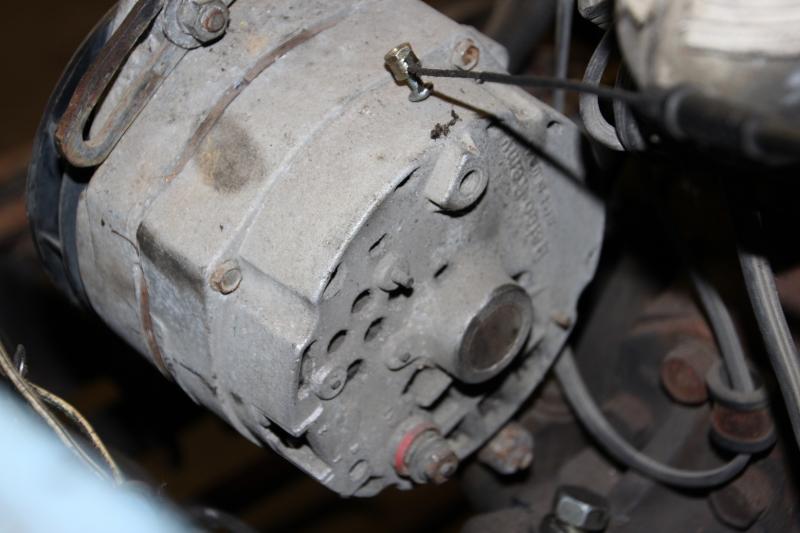 10dn Alternator Delco Remy External Regulated Alternator Wiring